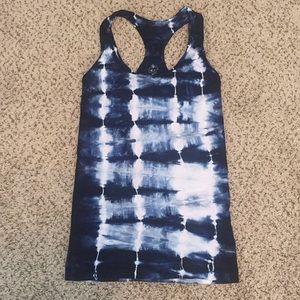 NUX Tie-Dye Workout Tank